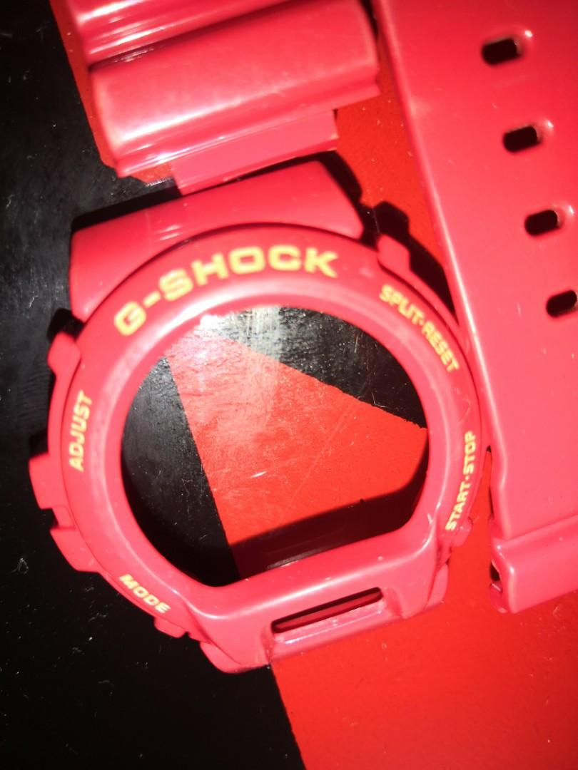 GSHOCK Band and Bazel  Dw6930A -4Er [30th anniversary Gshock Edition] aka Ironman
