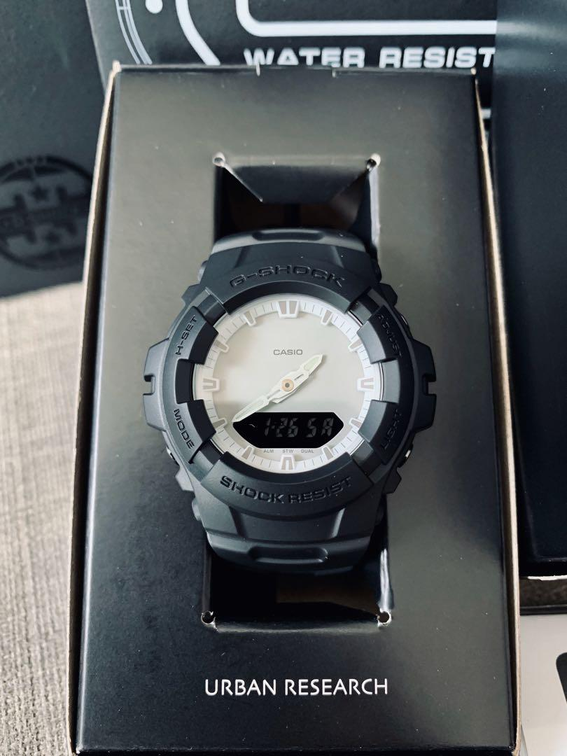 Japan Exclusive JDM Casio G-Shock x Urban Research Limited Edition Collaboration Watch
