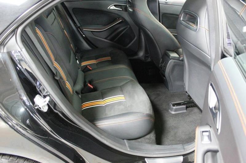 Jc car BENZ CLA250 2016年 2.0L 小改款AMG滿配 限量橘色套件特式版 全景 HK 無亂改無惡操