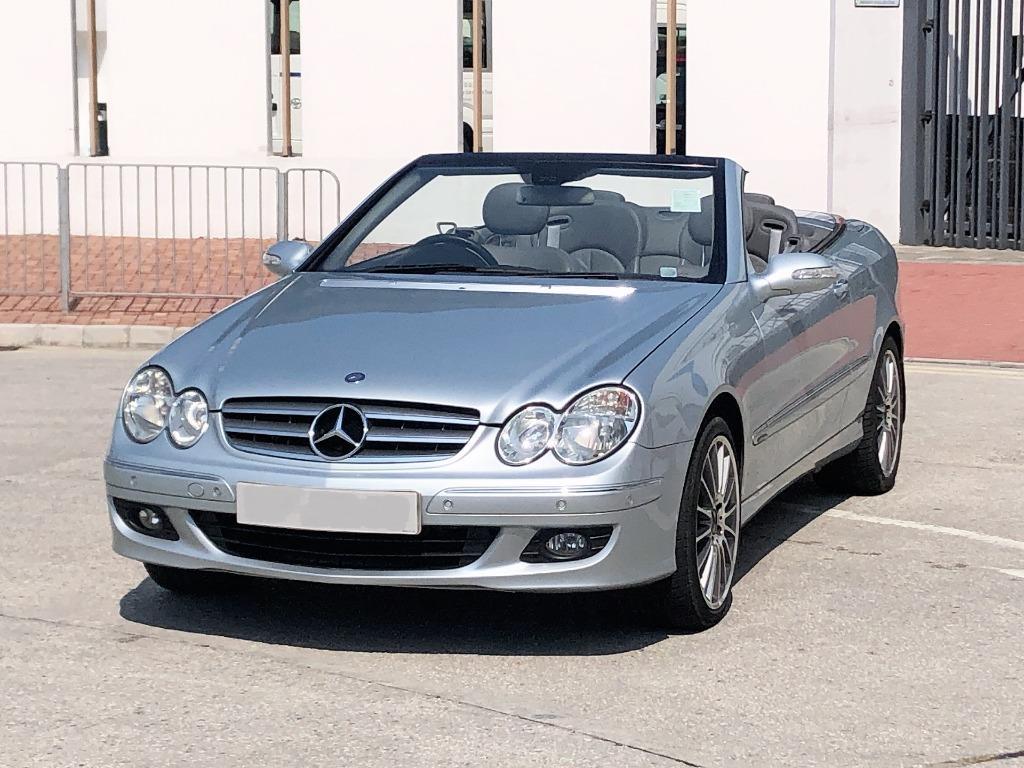 Mercedes-Benz   2007 CLK200 CLK280 AVANTGARDE CAB   2007 Auto