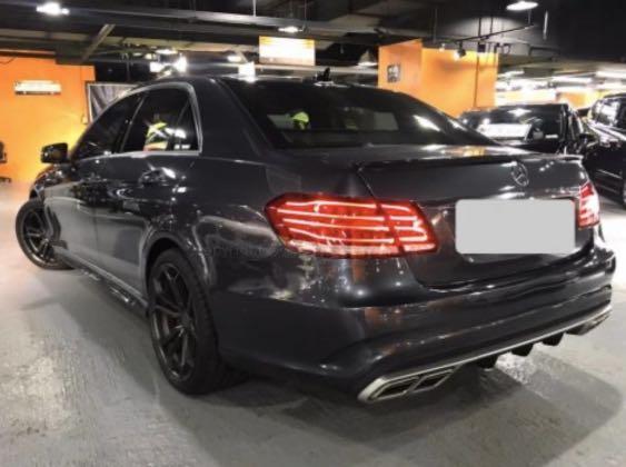 Mercedes-Benz E200 Premium  Auto