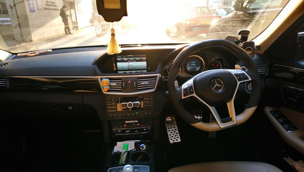 Mercedes-Benz E250 AMG Line (A)