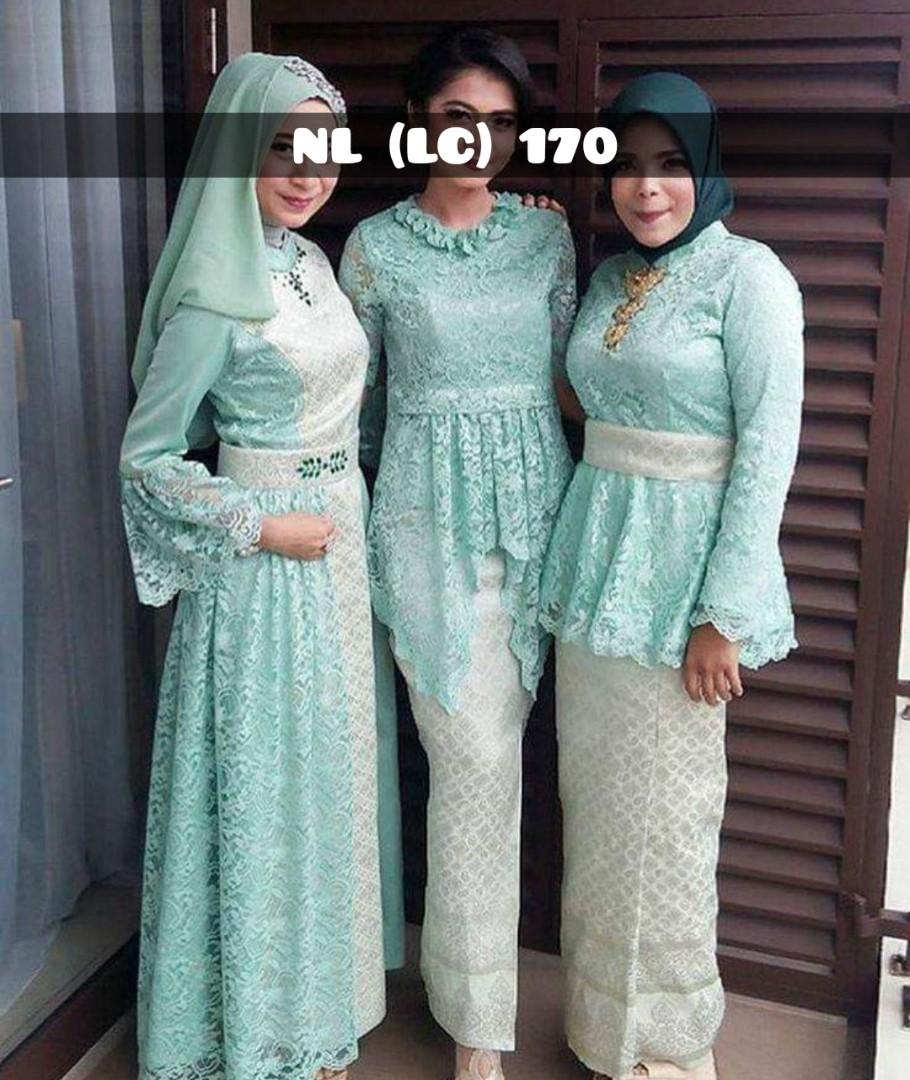 MUSLIMAH FASHION 017 (LACE C)