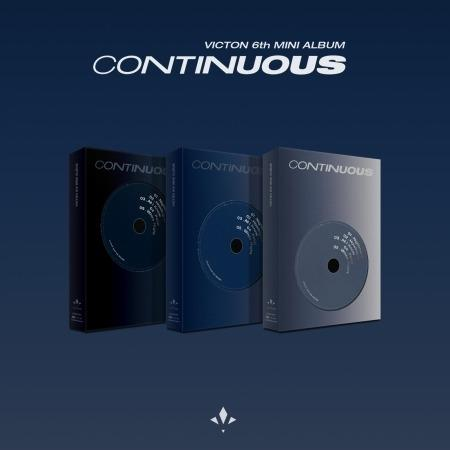 [PREORDER] VICTON 빅톤 - CONTINUOUS / 6TH MINI ALBUM