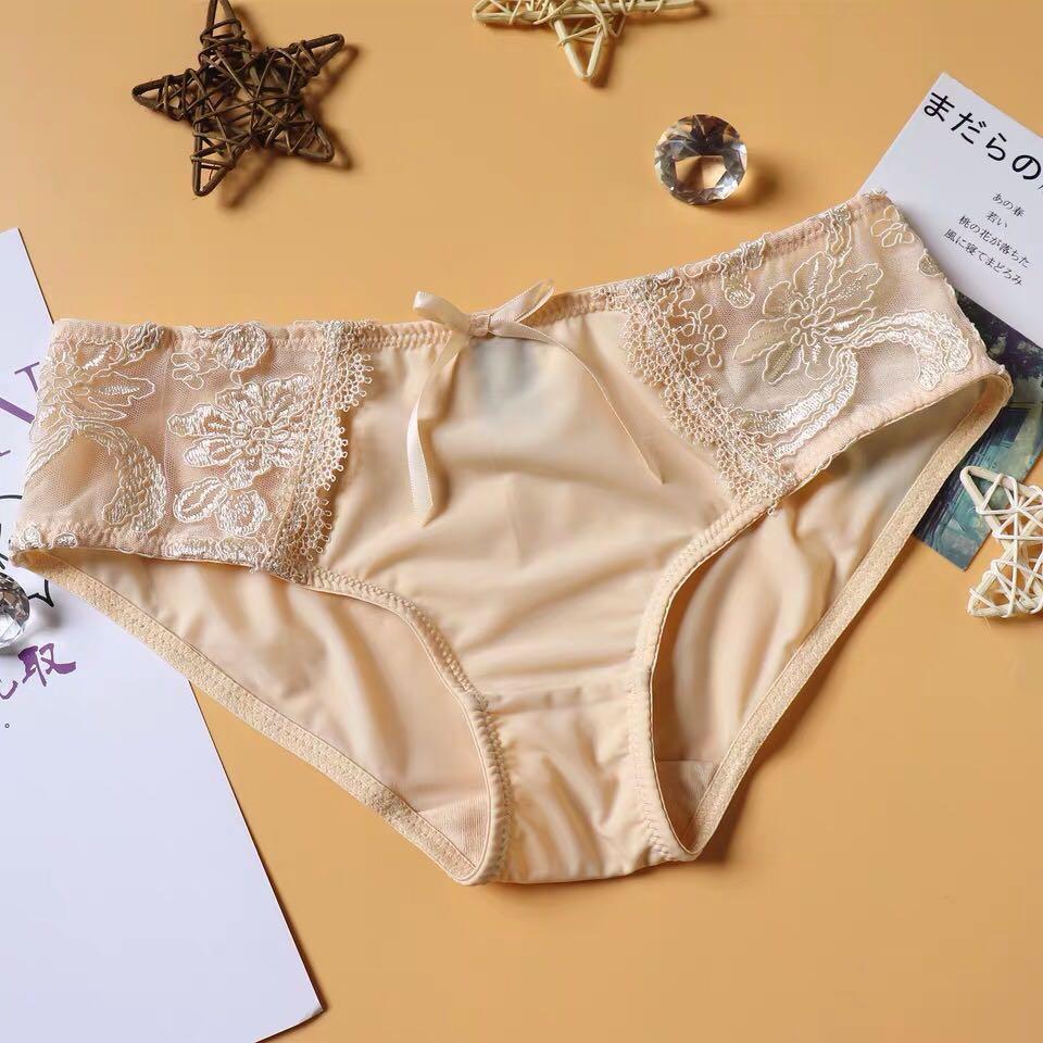 Satin Womans Panties Photos