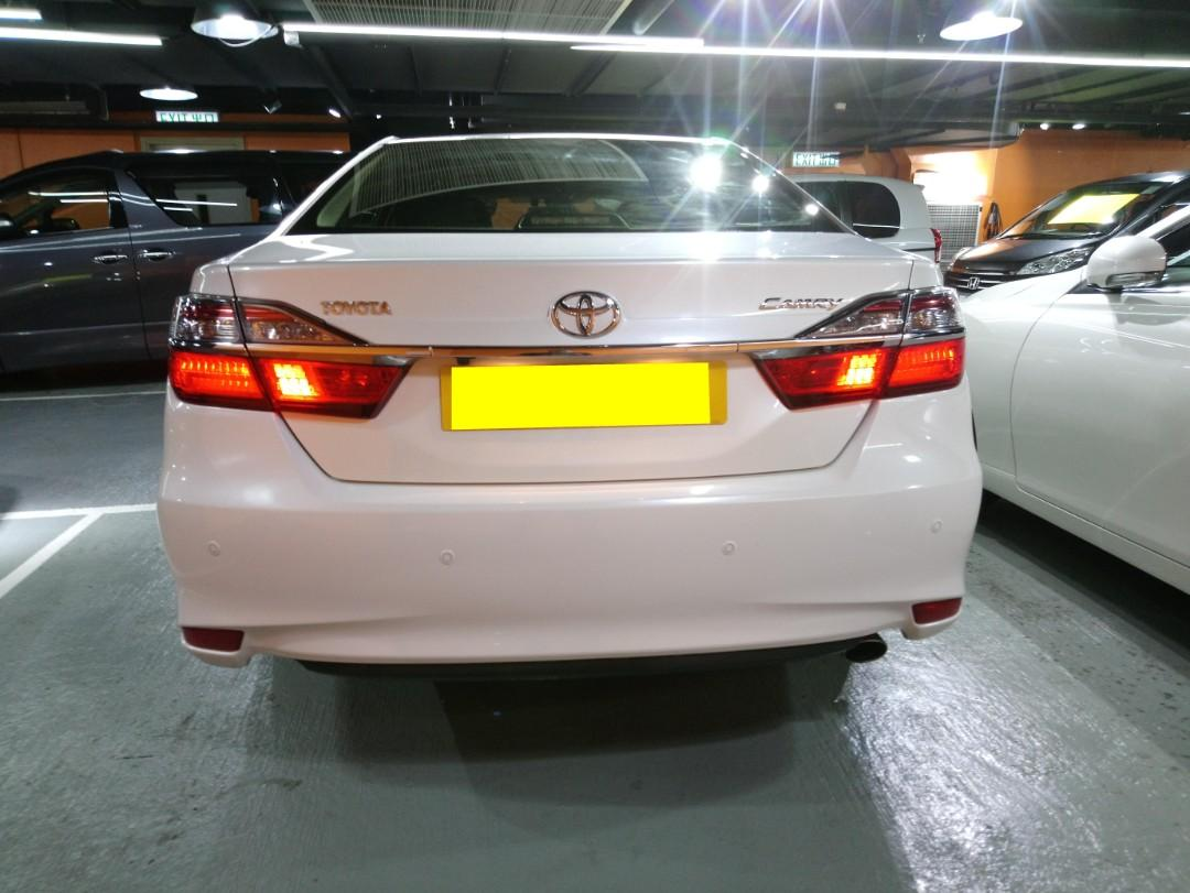 Toyota Camry 2.5 Facelift (A)