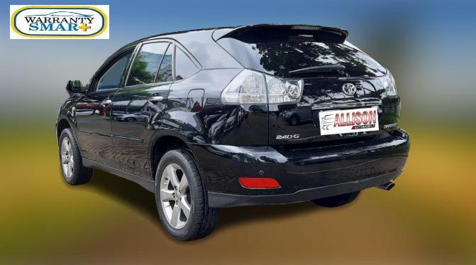 Toyota HARRIER 2.4L Prem AT 2012 Hitam, Km 33 Rb, Sunroof, Dp 109,9 Jt