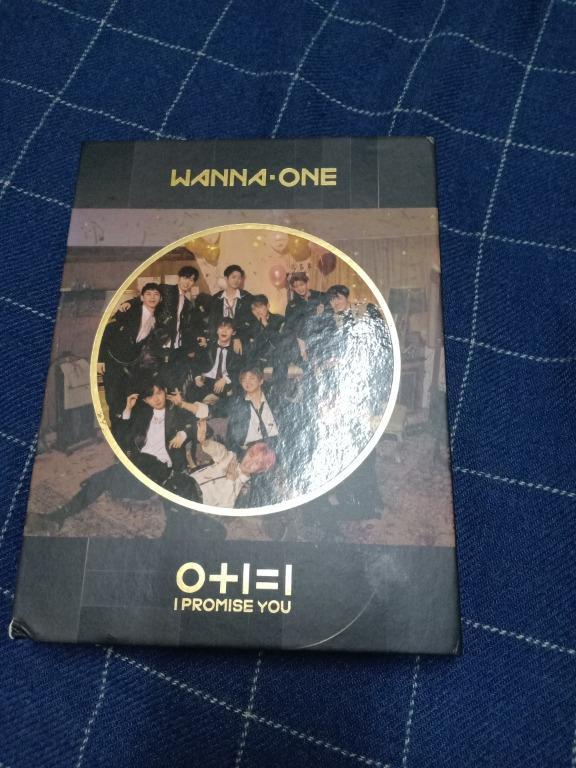 Wanna One - I Promise You ( Night Ver.) | Seongwu Full set