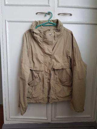 Atmosphere army green jacket