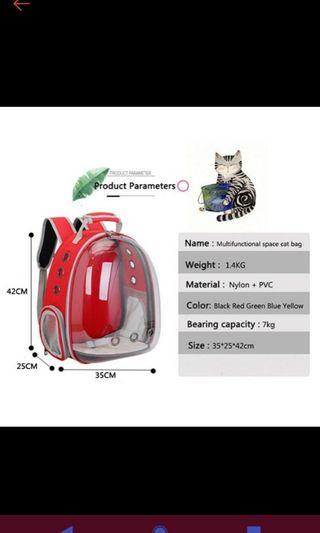 Pet Carrier - Capsule Backpack