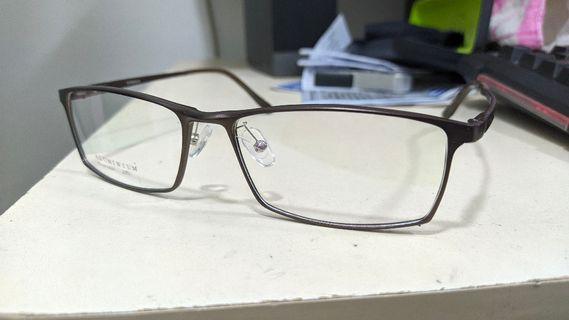 NEW Aluminium Spectacles Glasses Frame Eyewear