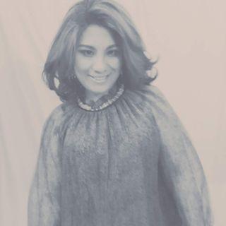 Babby Doll silk dress