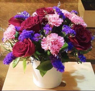 Flowers - Table Arrangement