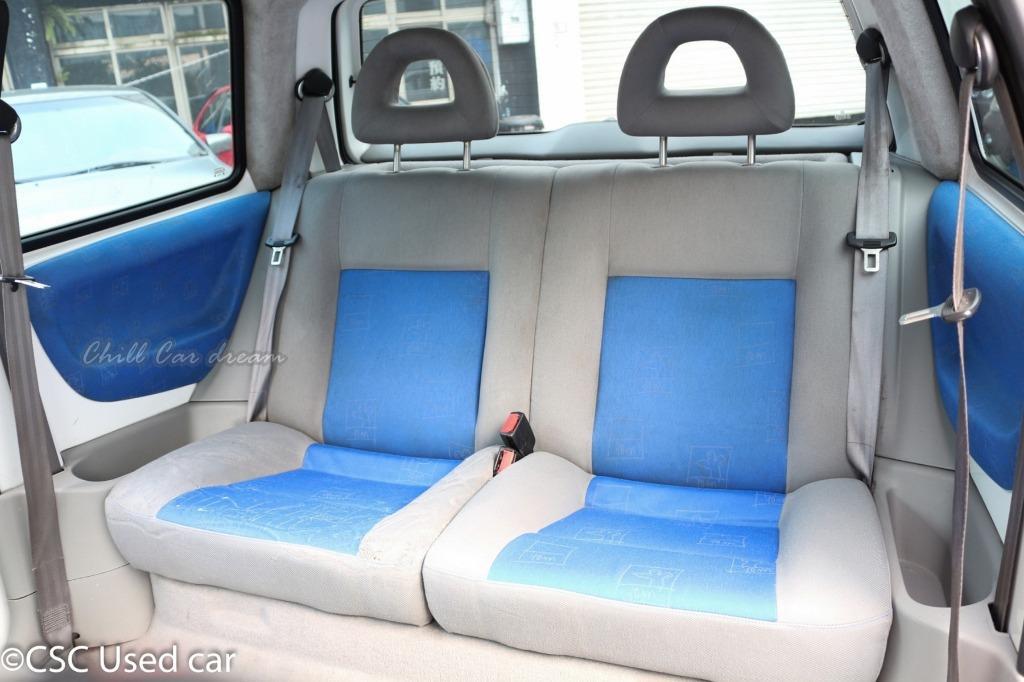 2000年 VW LUPO (賞車加賴 la891121)