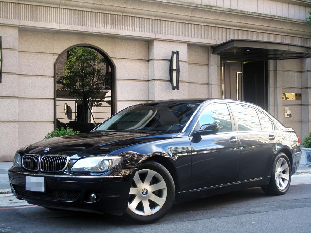 2006 BMW 740Li 小改頭批 只跑15萬 動靜皆宜 空間超大 舒適夠寬敞 馬力超大 極速有快感