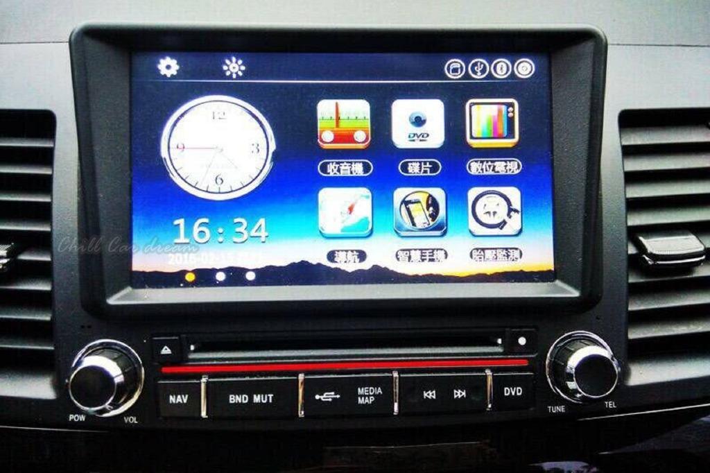 2011年 三菱 FORTIS 車況好 (賞車加賴 la891121)