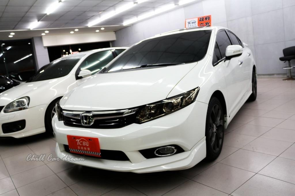 2012年 HONDA K14 四出尾段 車況好 (賞車加賴 la891121)