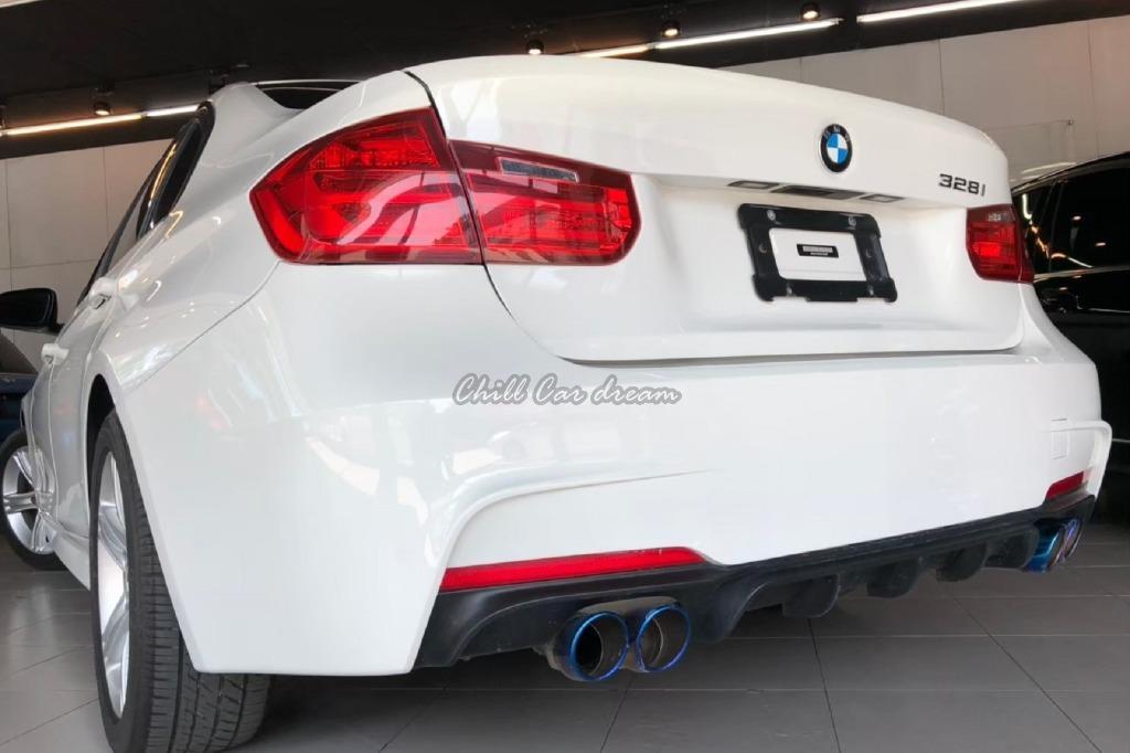 2013年 BMW F30 328 車況好 (賞車加賴 la891121)