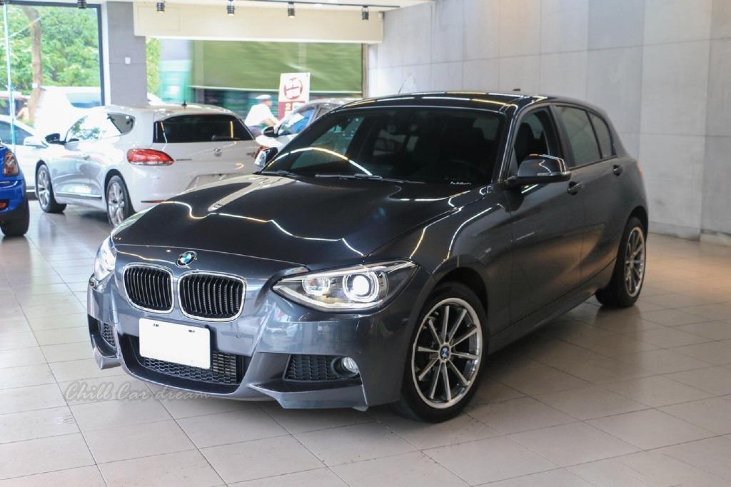 2015年 BMW 116i (賞車加賴 la891121)