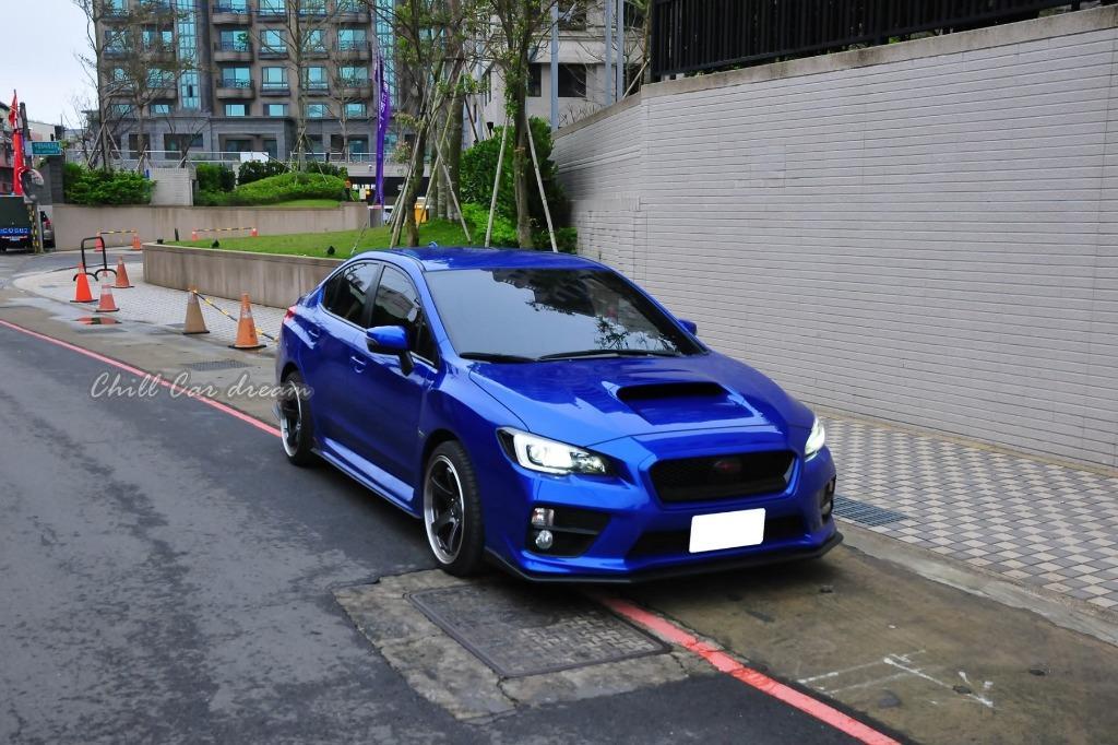 2015年 WRX (賞車加賴 la891121)