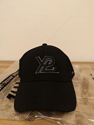澳洲 YPL 時尚感光變色棒球帽 自動偵測UV變色 素面黑