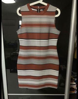 Forever New Striped Dress
