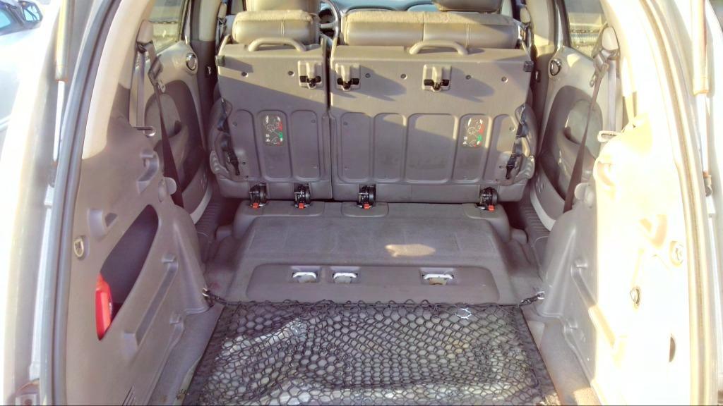 認證車 2002年 2.5 銀色 克萊斯勒 PT CRUISER 巡洋鑑 大馬力小休旅 實跑16.3萬公里 可拆卸、可折疊後座 定速 天窗 電動座椅 雙安