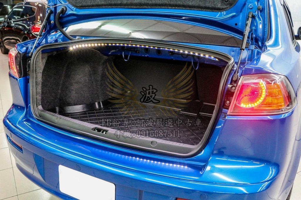 三菱 FORTIS 鋁圈 天窗 氣份燈 螢幕 客製化改裝