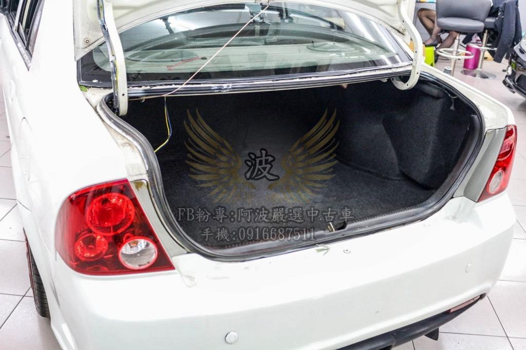 福特 TIERRA RS 都給你 改GTR包 三出排氣管 尾翼 鋁圈 方向盤 客製化改裝