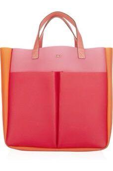 Anya rubber pink, minus pemakaian & minus di handlenya |fossil vnc charles&keith urban icon victoria secret