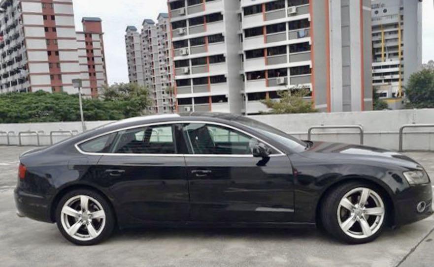 Audi A5 Sportback 2.0 TFSI quattro S tronic 5-Dr Auto