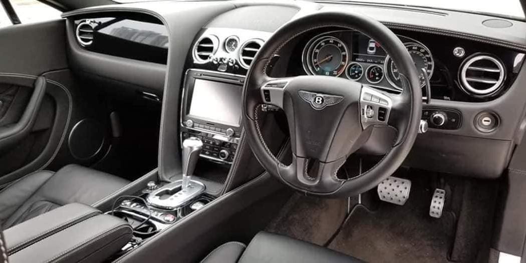 Bentley Continental GT W12 Auto