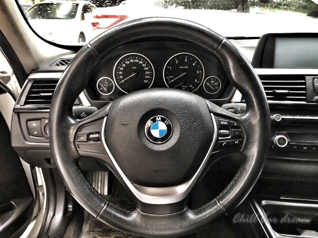 BMW F30 318D (賞車加賴 la891121)