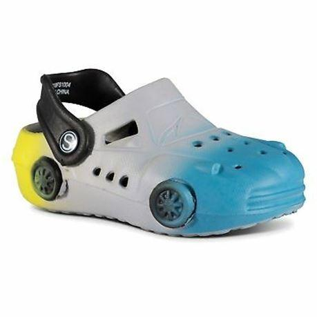 Boy's Cars Foam Shoes (Available in Size US 6 & 7)