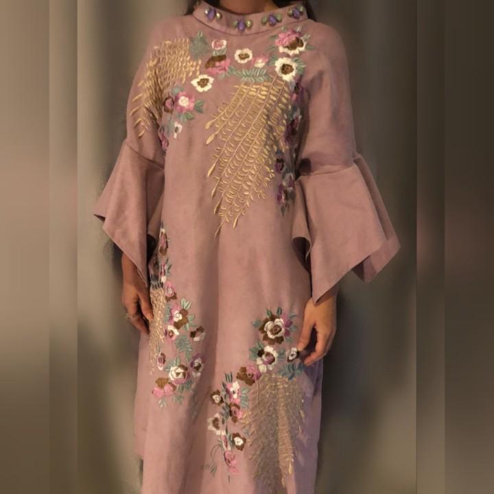 Clementine Dress - Maxi Dress Zara Mango H&M Mns Massimo Dutti #promodressaja #Dirumahaja