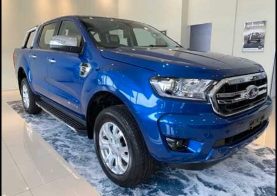 ✅FORD RANGER BLUE 2019/2020 XLT PLUS LIMITED  AUTO 4WD