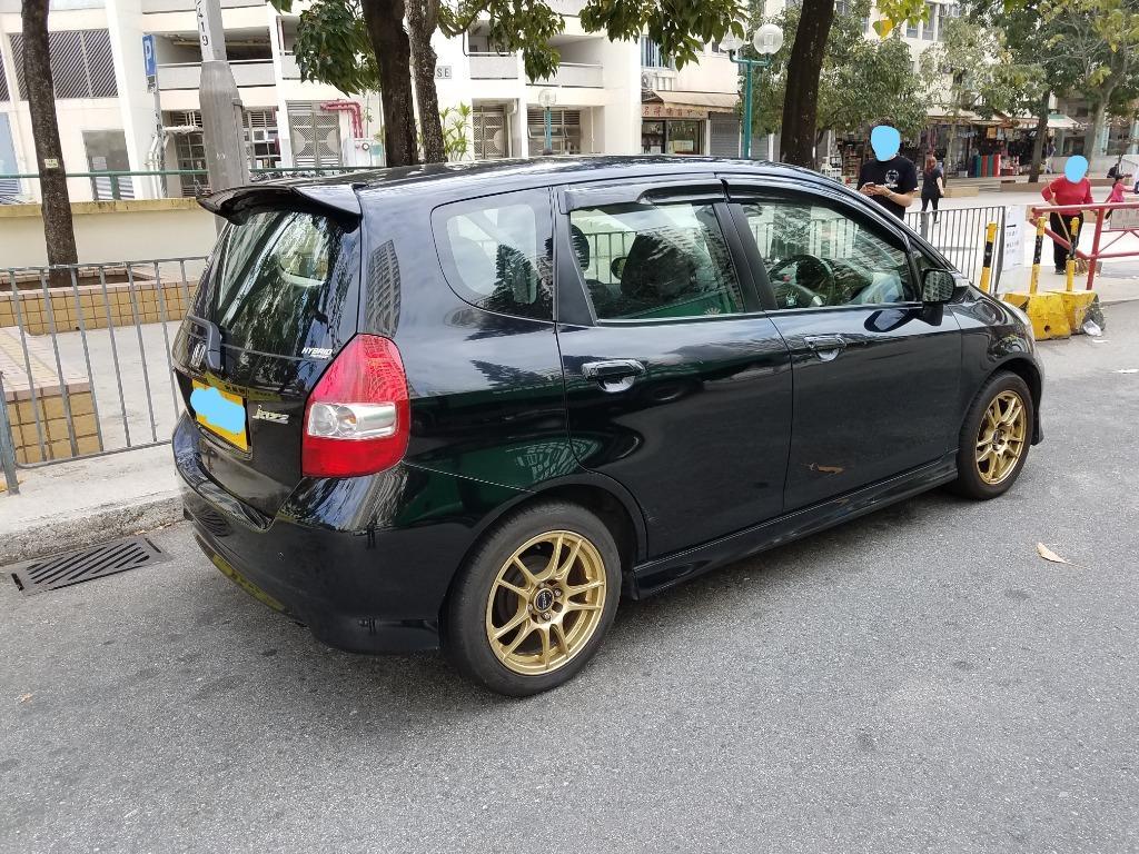 Honda Jazz EX Auto