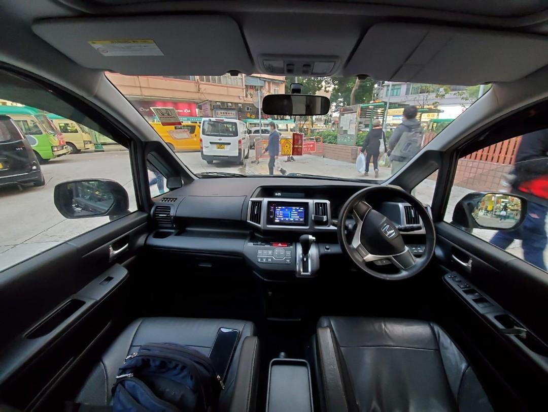 Honda Stepwagon 2.0 RK5 Auto