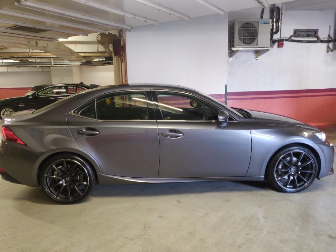 Lexus IS250 Executive Auto