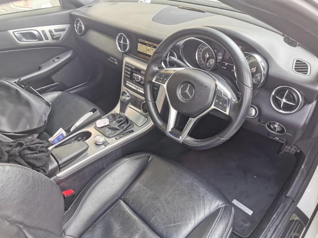 Mercedes-Benz SLK250 SLK250 Auto