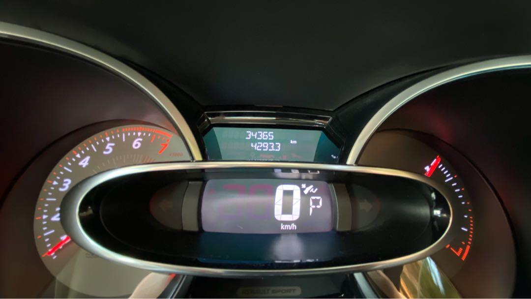 Renault Clio GT Auto