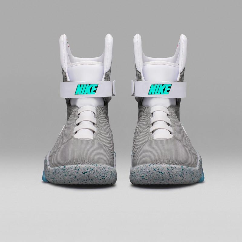 Self Lacing Air Mag Back To The Future Sneaker, All sizes available