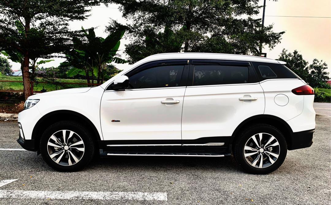 SEWA BELI BERDEPOSIT>>PROTON X70 1.8 TURBO EXECUTIVE SPEC 2WD 2019