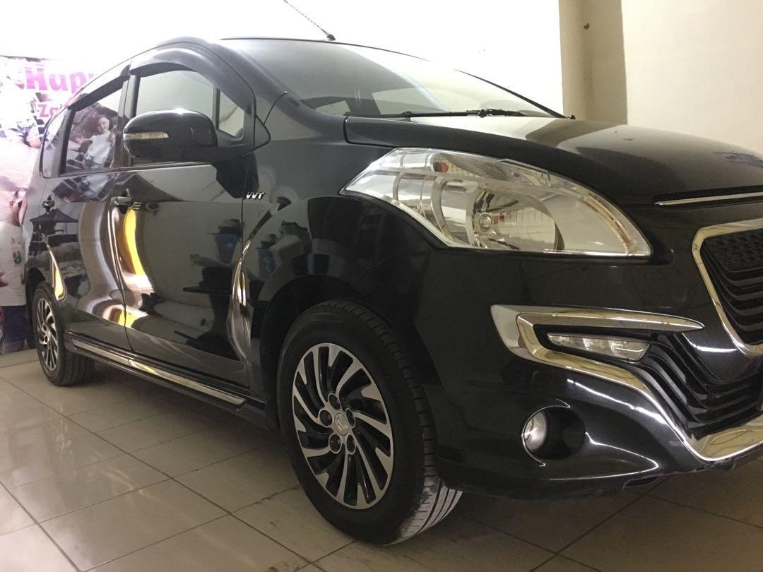 Suzuki Ertiga Dreza 2017, Type Terlengkap + Asuransi All Risk