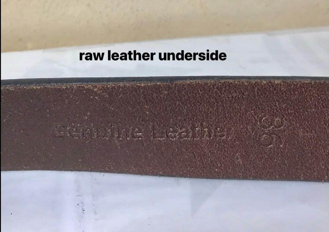 Timberland. Timberland Casual Belt. Genuine Leather. Size36. Thickness 36mm. BLACK BUCKLE. Deep Maroon Brown Belt Leather. Great with Jeans. Polished Smooth Upper leather and Raw leather underside. AUTHENTIC