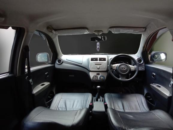 Toyota Agya G Manual 2014 Biru Dp 3,9 Jt No Pol Ganjil