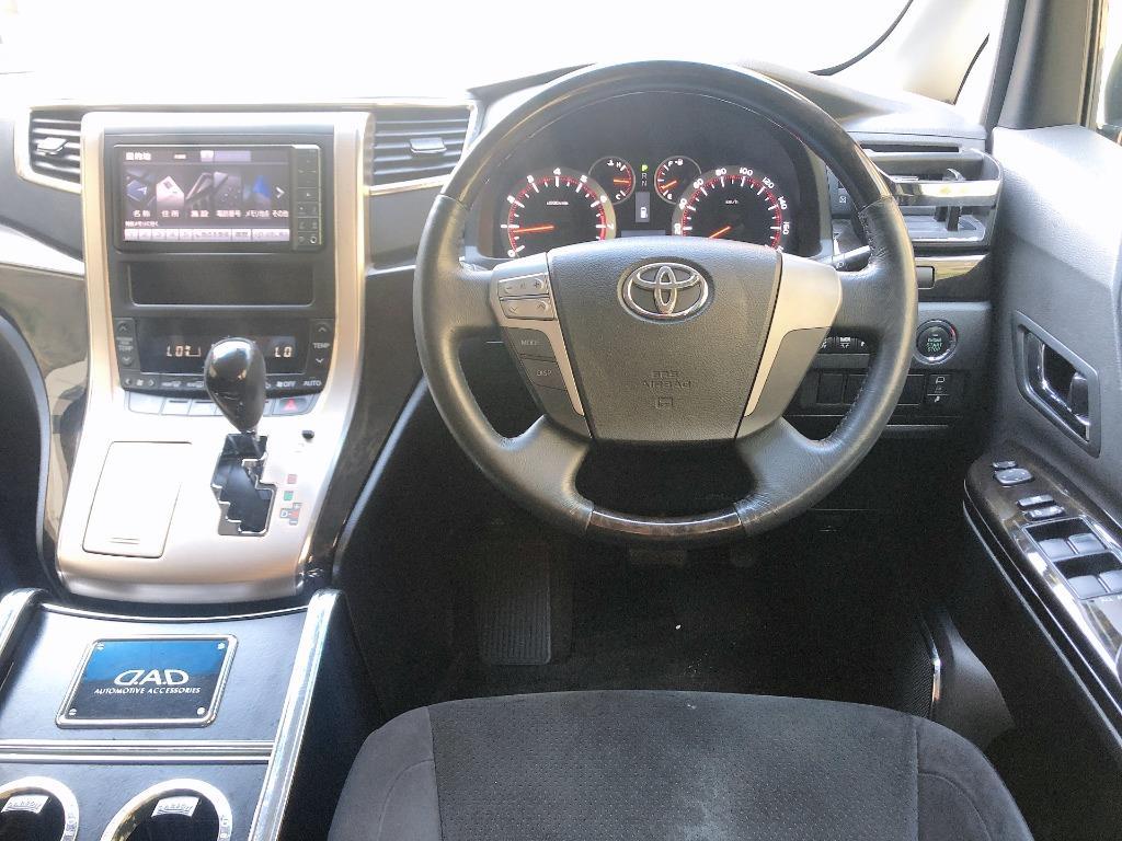 Toyota       VELLFIRE 2.4 Z PREMIUM   2012 Auto