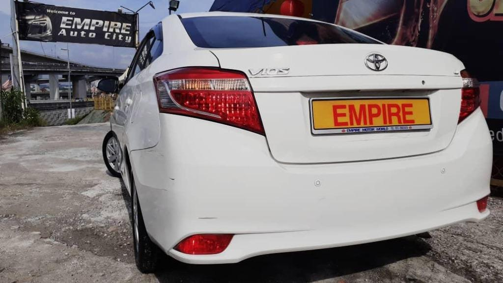 TOYOTA VIOS 1.5 (A) VVT-I MODEL NCP 150 !! J LIMITED EDITION !! NEW FACELIFT !! PREMIUM HIGH SPECS !! ( X 2993 X ) 1 CAREFUL OWNER !!