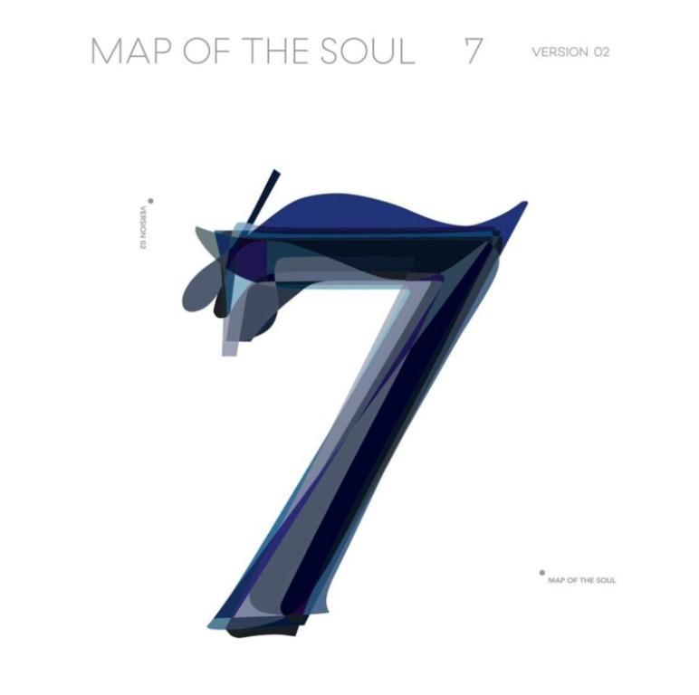 Version 1,2,3,4 [CHOOSE] - BTS MAP OF THE SOUL : 7