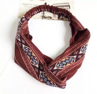 Turban Headband ($5 each)